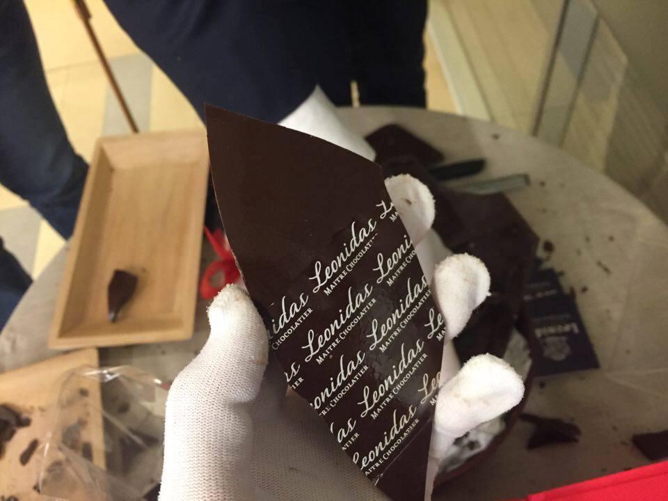 Leonidas - Ciocolată Belgiană